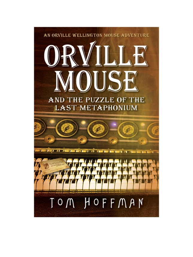 Orville Mouse METAPHONIUM cover lo