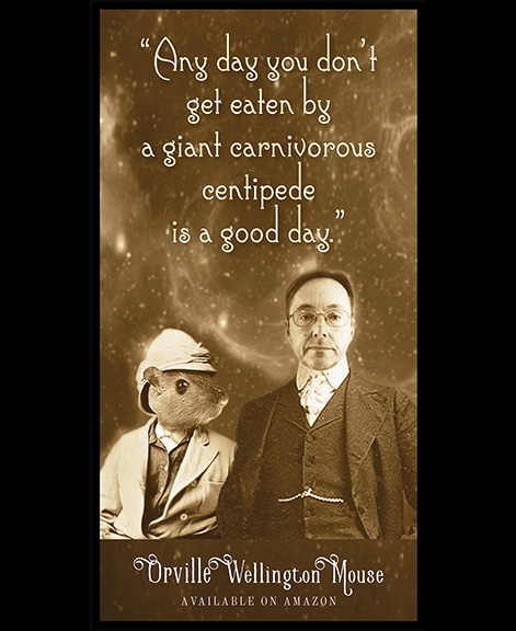 ORVILLE MOUSE QUOTE CARD 72